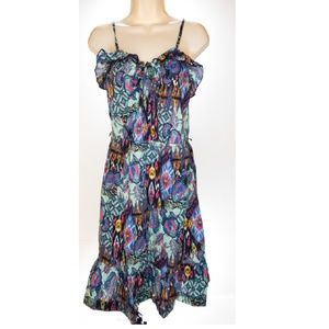Op Women's Sleeveless Dress Size M (7-9)